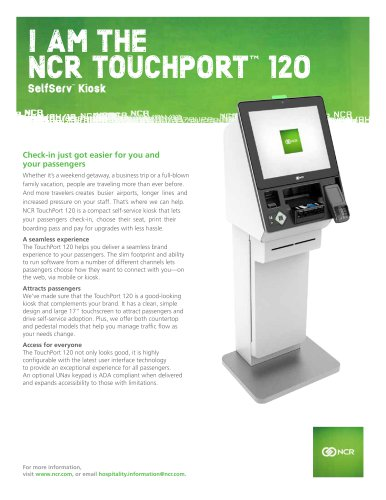 TouchPort 120