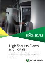 High Security Door and Portals Product