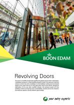 Revolving Doors Product