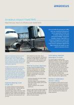 Amadeus Airport Fixed RMS