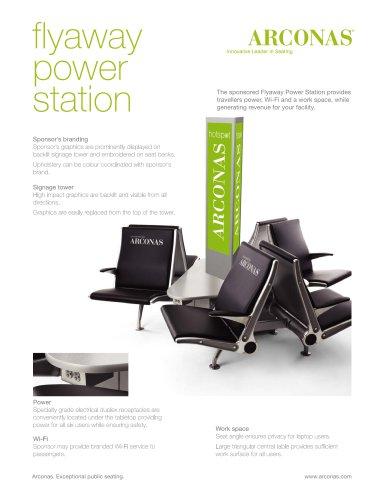 Flyaway power station™