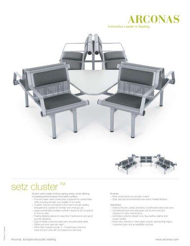 setz cluster™