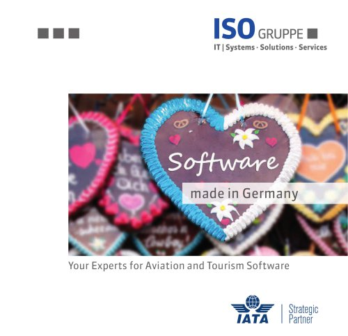 aviation-and-tourism - ISO Software Systeme GmbH - PDF