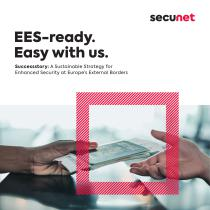 EES-ready. Easy with us.
