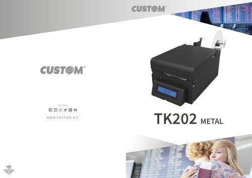 TK 202 metal