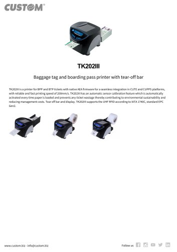 TK202III