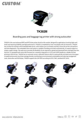 TK302III