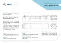 SPECIFICATION SHEET FOR VivAir Airport Buses - 2