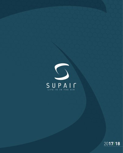 CATALOGUE SUPAIR 2017 2018