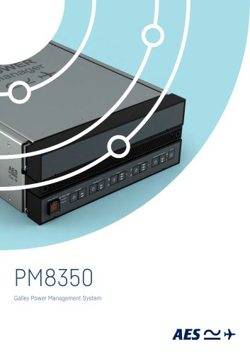 Galley Power Manager PM8350