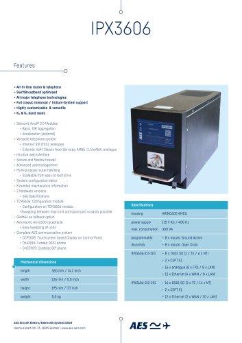 IPX3606
