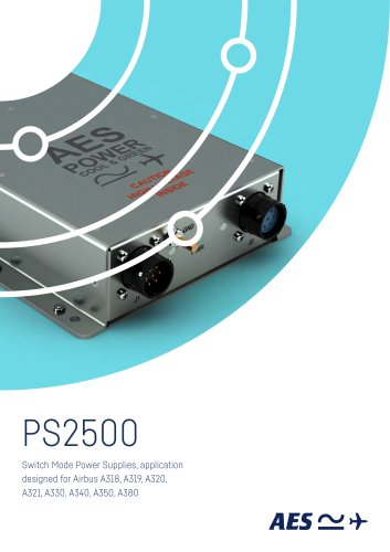 Power Supply PS2500