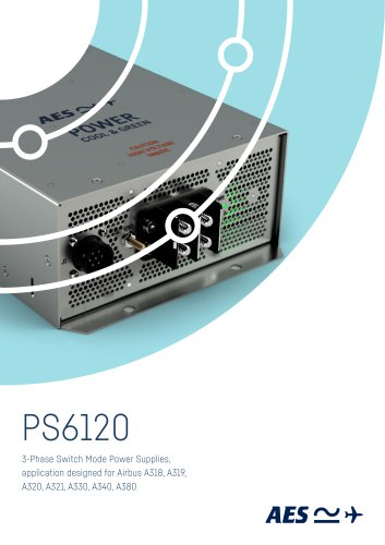 Power Supply PS6120