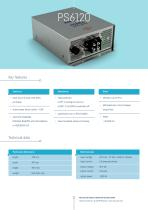 Power Supply PS6120 - 2