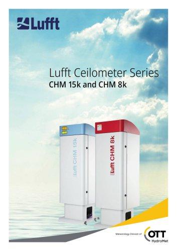 Lufft Ceilometer Series