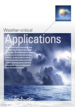 Weather Critical Operations - 2