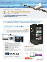 THE AEROSPACE ONE PAGER