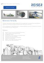 RST NH90 Maintenance Training Rig
