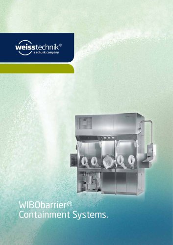WIBObarrier® Containment Systems