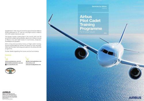 Airbus Pilot Cadet Training Programme