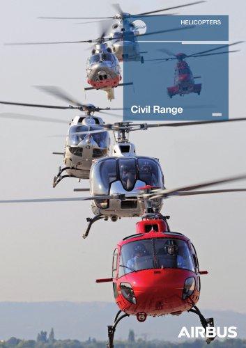 HELICOPTERS Civil Range