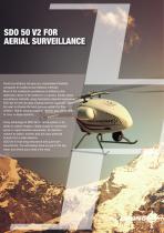 SDO 50 V2 FOR AERIAL SURVEILLANCE