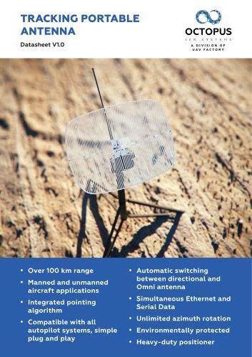 Portable Tracking Antenna