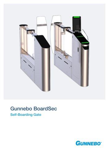 BoardSec Self-Boarding Gate