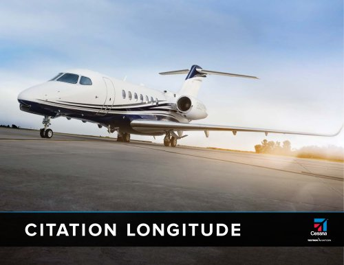 Citation Longitude