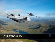Citation X+ - 1