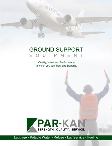 Ground Support Equipment Catalogue