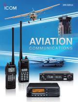 Catalogue aviation en Anglais Edition 2016