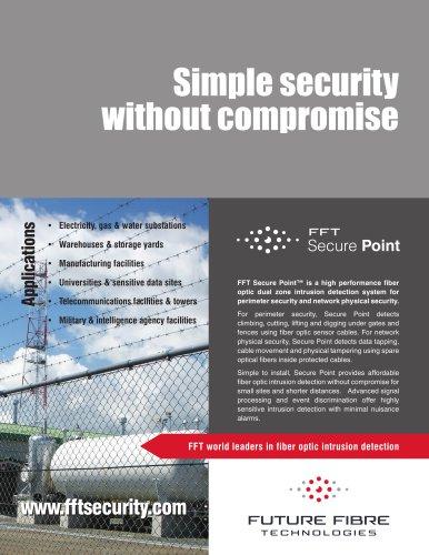 Hardware Zoned Perimeter Intrusion Detection - Future Fibre