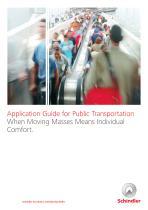 Application Guide for Public Transportation