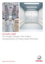 Schindler 2600