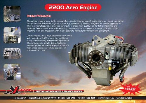 2200 Aero Engine