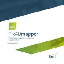 Pix4Dmapper - Leading photogrammetry and drone mapping software
