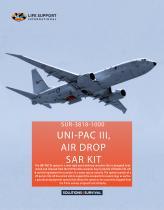 UNI-PAC III, AIR DROP SAR KIT