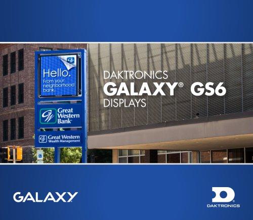 GALAXY®  GS6