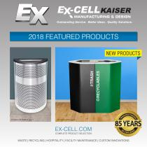 2018 FEATURED PRODUCTS