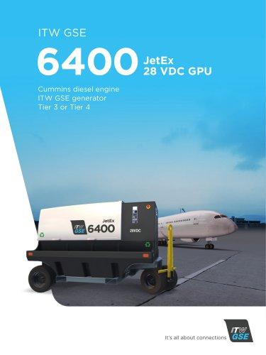 6400 ITW GSE JetEx 28 VDC GPU