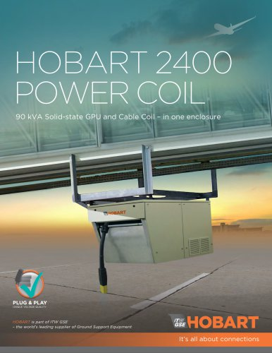 HOBART 2400 POWER COIL