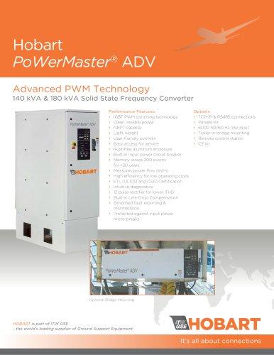 Hobart PoWerMaster® ADV