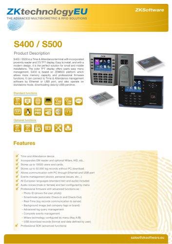 S400 / S500