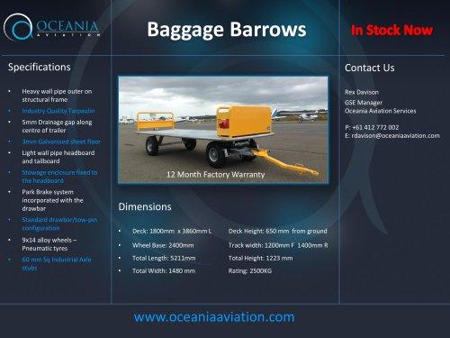 Baggage Barrows