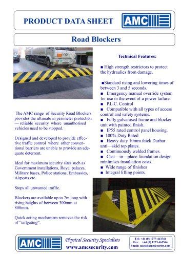 Road Blockers Rising
