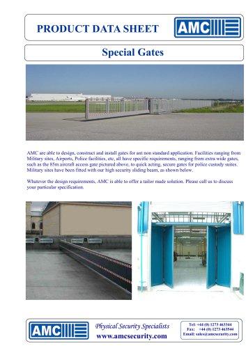 Special Gates
