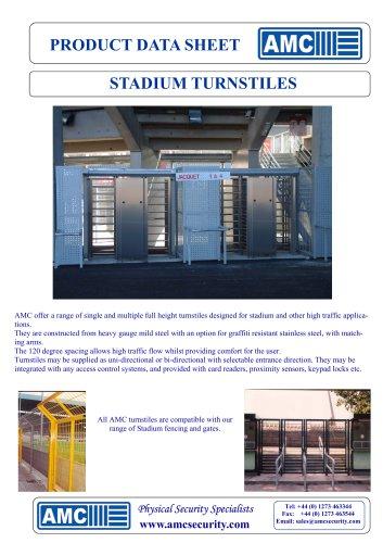 Stadium Turnstiles