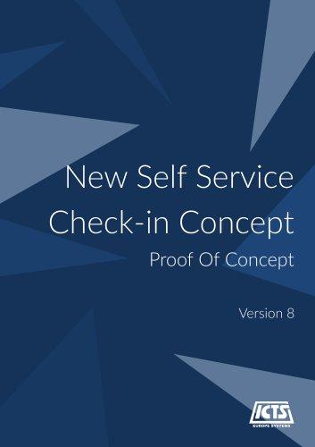 New Self Service Check-in Concept