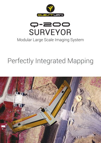 Q-200 SURVEYOR PRO BROCHURE